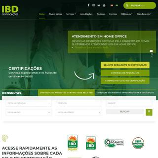 IBD Certificações