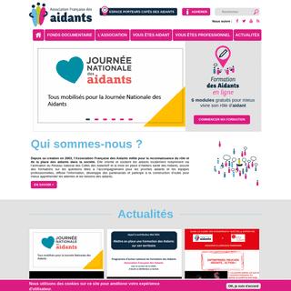 Association Française des aidants -