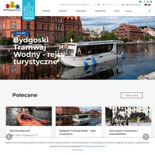 Turystyka w Bydgoszczy - Bydgoszcz - Turystyka, Oficjalny Serwis Turystyczny