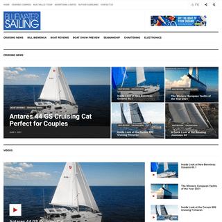 Blue Water Sailing - Sailing Stories - Art of Crusing - Sailing Gear