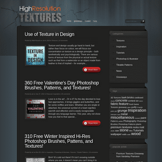 High Resolution Textures - Free Textures, Game Textures, 3D Textures, Design Resources and More