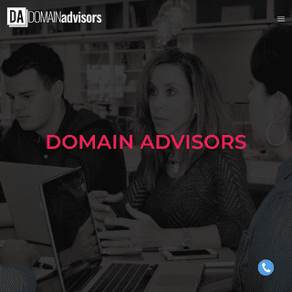 Home - Domain Advisor - Tessa Holcomb