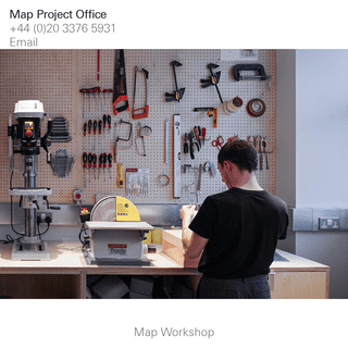 Map Project Office — Industrial design for the digital age