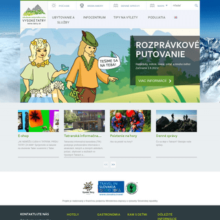 Združenie cestovného ruchu Vysoké Tatry
