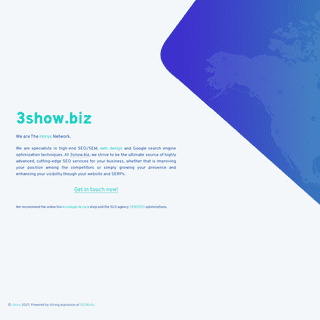 3show.biz - The Horus Network