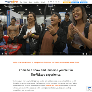Home - The Fit Expo