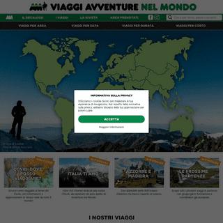 Viaggi Avventure nel Mondo - Oltre 1400 itinerari