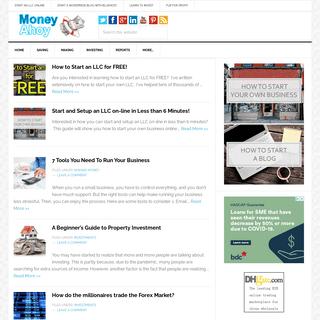MoneyAhoy - Money Saving, Making Money, and Investment Ideas