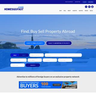 International Property for Sale - Best Real Estate Websites