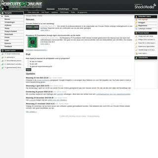 Online elektronica - Circuits Online