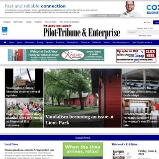 Home - Washington County Enterprise