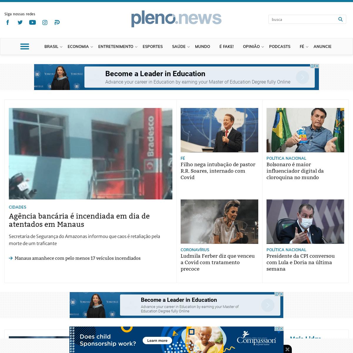Pleno.News - Notícias de Verdade