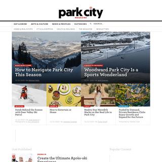 Park City Magazine