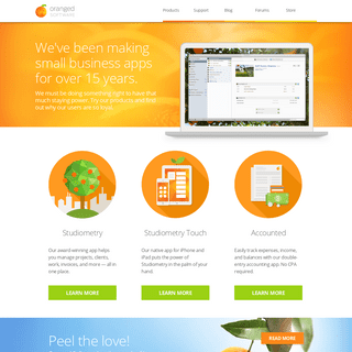 Extraordinary Small Business Apps « Oranged Software