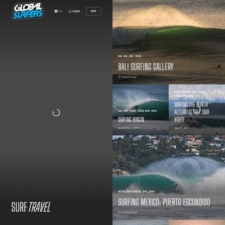 GlobalSurfers Surf & Travel Since 1998 – The orginal Surf & Travel community
