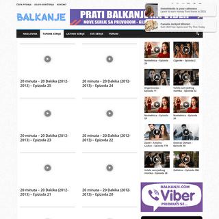 A complete backup of https://balkanje.com/turske-serije/20-minuta/