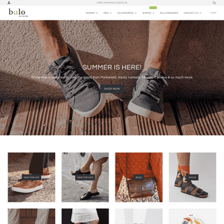 Bulo Shoes- The Best Shoe Store in San Francisco, Hayes Valley.