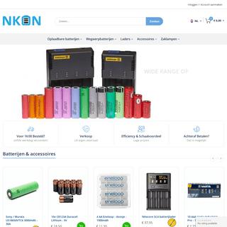NKON - Home page