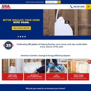 Nationwide Home Insulation Services - USA Insulation