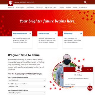 IU Southeast- Indiana University Southeast