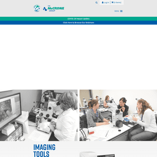 Analytical Lab, Instrument Sales, Microscopy Training - The McCrone Group