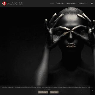 MAXIM-DESIGN - Die kreative Werbeagentur aus Münster