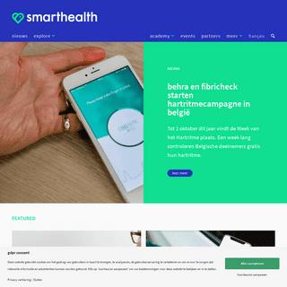 Smarthealth.live - Kennisplatform voor digital health