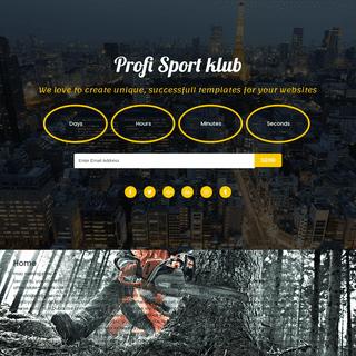 Profi Sport klub – Profi Sport klub