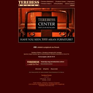 Terebess Online