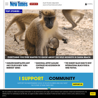 Broward Palm Beach New Times - The Leading Independent News Source in Broward-Palm Beach, Florida