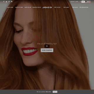 JOICO – the joi of healthy hair