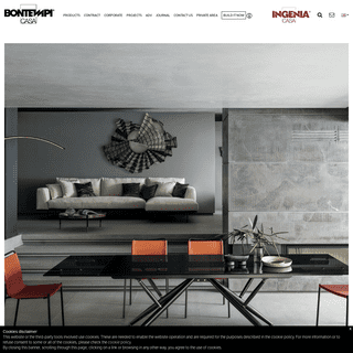 Bontempi mobili Made in Italy - Bontempi.it