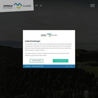 Der skywalk allgäu in Scheidegg – Naturerlebnis pur