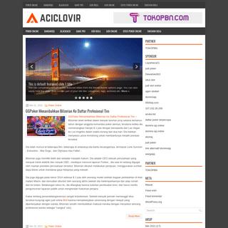 Buyacil Clovir – Situs Kumpulan Agen Poker Online Bonus Terbanyak