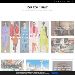 Moda, Tendencias, Gastronomía y Lifestyle I BcnCoolHunter