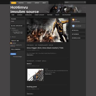 Hot4imvu imvubm source