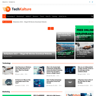 Tech Kalture - Latest Technology and Business Updates