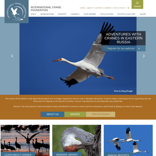 International Crane Foundation - International Crane Foundation