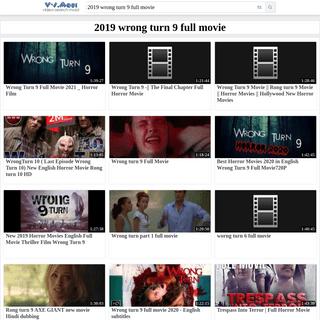 Скачать 2019 wrong turn 9 full movie - смотреть онлайн