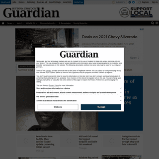 Your Local Guardian- Local News, sport, leisure, jobs homes and cars in south London & Surrey
