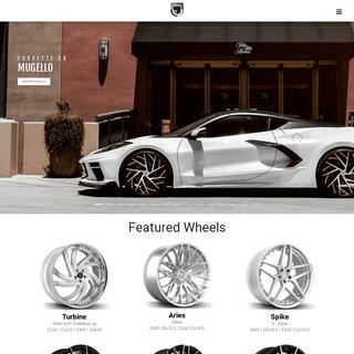 Lexani Wheels - Home