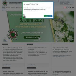 Das Österreichische Umweltzeichen ← Home ← Umweltzeichen.at