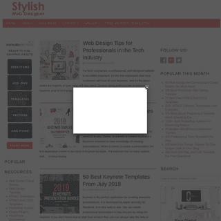 Web Design And Development Magazine