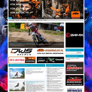 MOTOCROSSPLANET.NL - De motocross site van Nederland