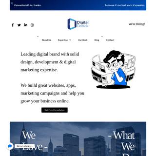 Digital Dastak - Leading Digital Marketing Company