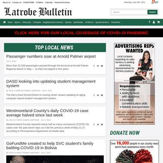 latrobebulletinnews.com - Our Community, Your Newspaper