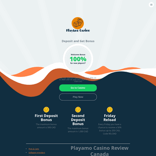 PlayAmo Casino ❤️ Review Canada 【2021】 😍 Get Bonus 1500$ + 150 Free Spins Online