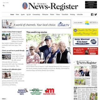 Aurora News-Register