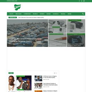 Nigerian Infopedia — Nigeria`s Number One Online Information Hub