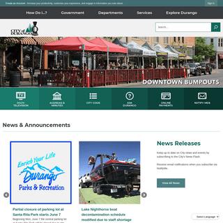 Durango, CO - Official Website - Official Website
